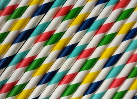 Box of 250 straws
