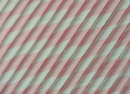 Candy Cane - Pale Pink