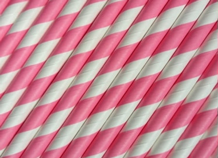 Hot Pink Candy Cane