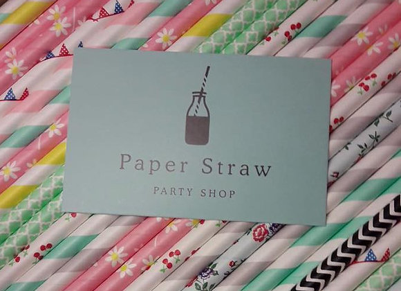 Parcel of Happiness - 250 straws