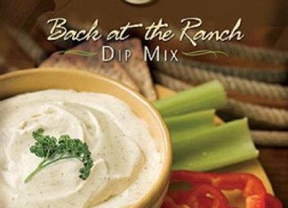 Back at the Ranch Dip Mix
