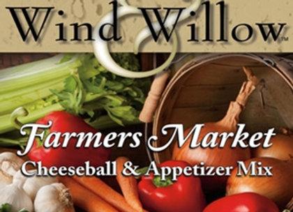 Farmers Market Cheeseball & Appetizer Mix
