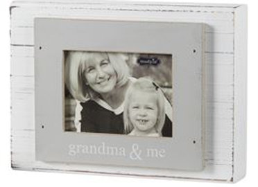 """Grandma & Me"" Frame"