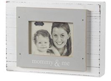 """Mommy & Me"" Frame"