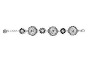 3 Snap Flower Bracelet