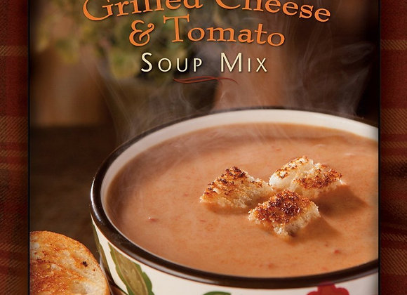 Grilled Cheese & Tomato Soup for One Mix