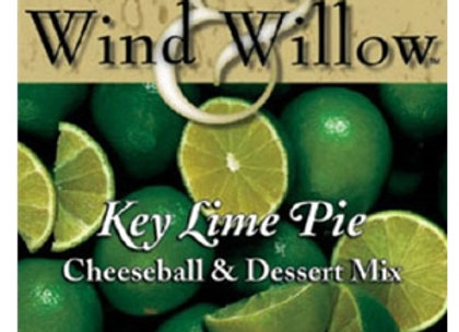 Key Lime Pie Cheeseball Mix