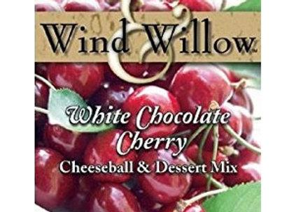 White Chocolate Cherry Cheeseball Mix
