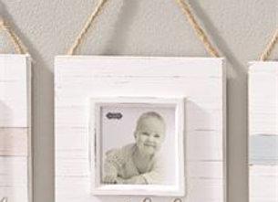 """""""Sweet Baby"""" White Hanger Frame"""