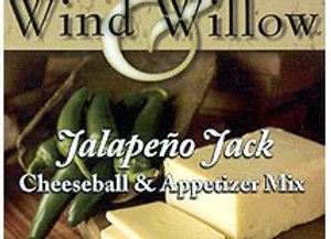 Jalapeno Jack Cheeseball Mix