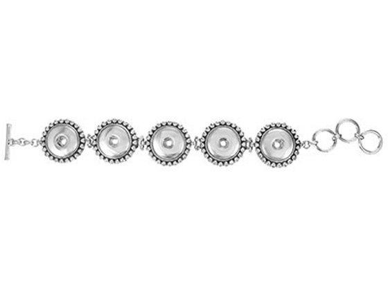 5 Snap Bracelet