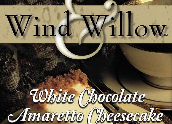 White Chocolate Amaretto Cheesecake Cheeseball Mix
