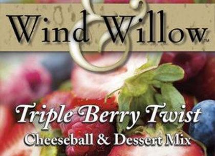 Triple Berry Twist Cheeseball & Dessert Mix