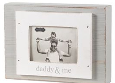 """Daddy & Me"" Frame"