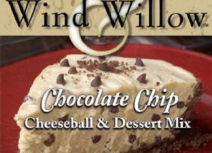 Chocolate Chip Cheeseball Mix