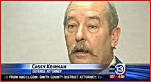 """Houston Criminal Lawyer John P. """"Casey"""" Keirnan"""