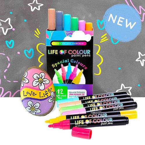 Special Paint Pens - Medium tip