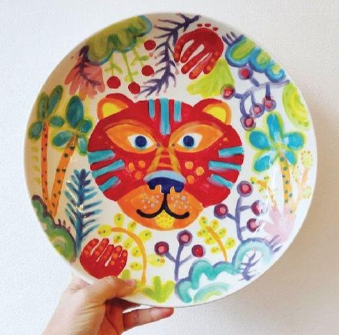 Design - a - plate