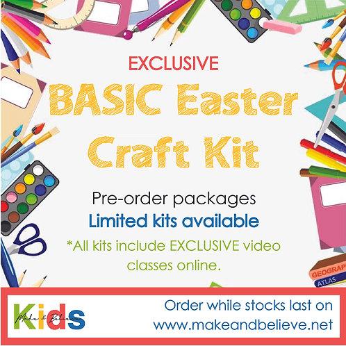 BASIC Easter Craft Kit