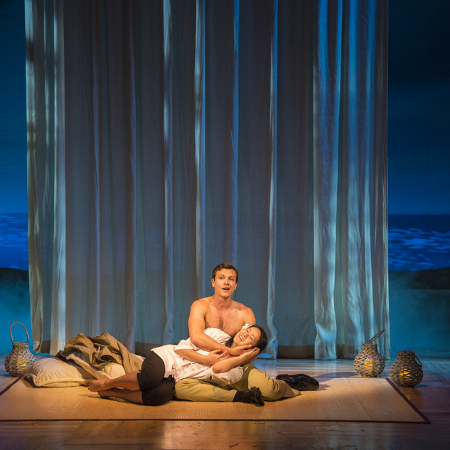 Sami as Liat in South Pacific.