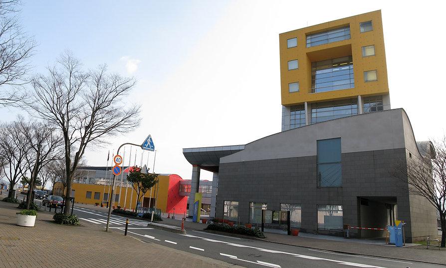 Kitakyushu_International_Conference_Hall