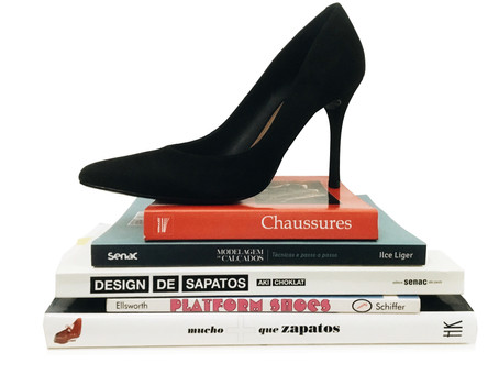 TOP 5: DESIGN DE SAPATOS