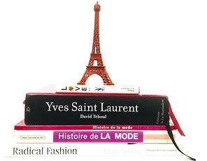 Livros Moda Paris