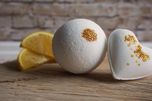 Revive: Orange Cream Bath Bomb