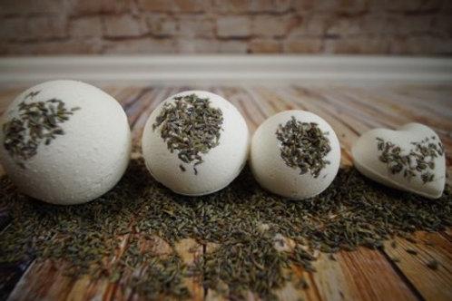 Relax: Lavender Bath Bomb