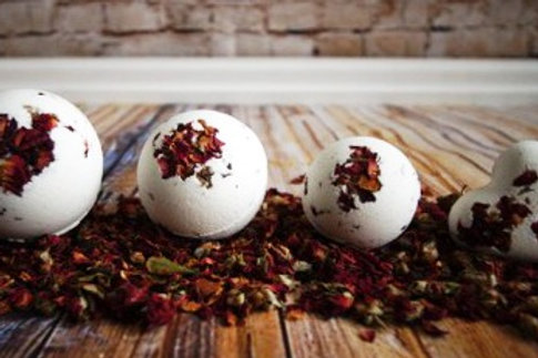 Rekindle: Romantic Rose Bath Bomb