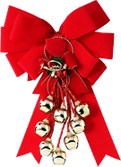 Red-Ribbon-with-Bells-psd89758.png