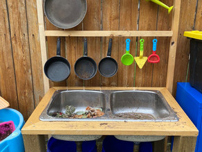 5 Tips to Make a Mud Kitchen