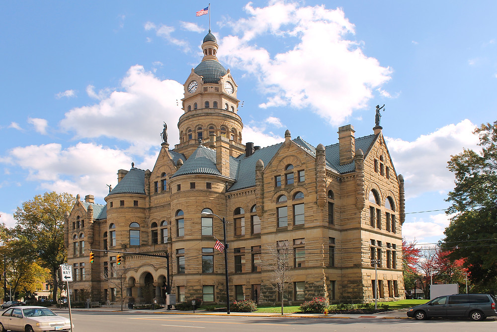 Judge James A. Fredericka, Trumbull County Probate Court