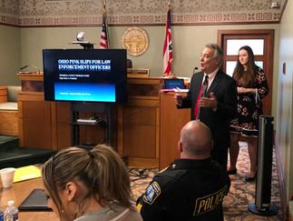 PROBATE COURT HOSTS LAW ENFORCEMENT FOR MENTAL COMMITMENT TRAINING