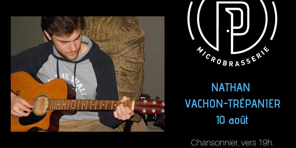 Nathan Vachon-Trépanier, chansonnier