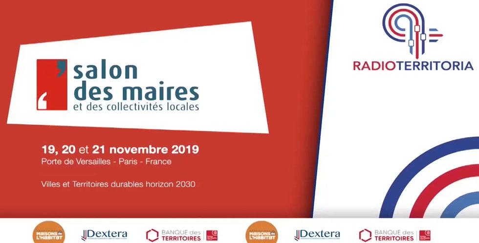 Salon des maires 2019