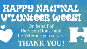 HH celebrates the hard work of its volunteers