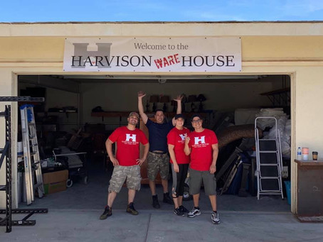Goodbye storage units... Hello WAREhouse!