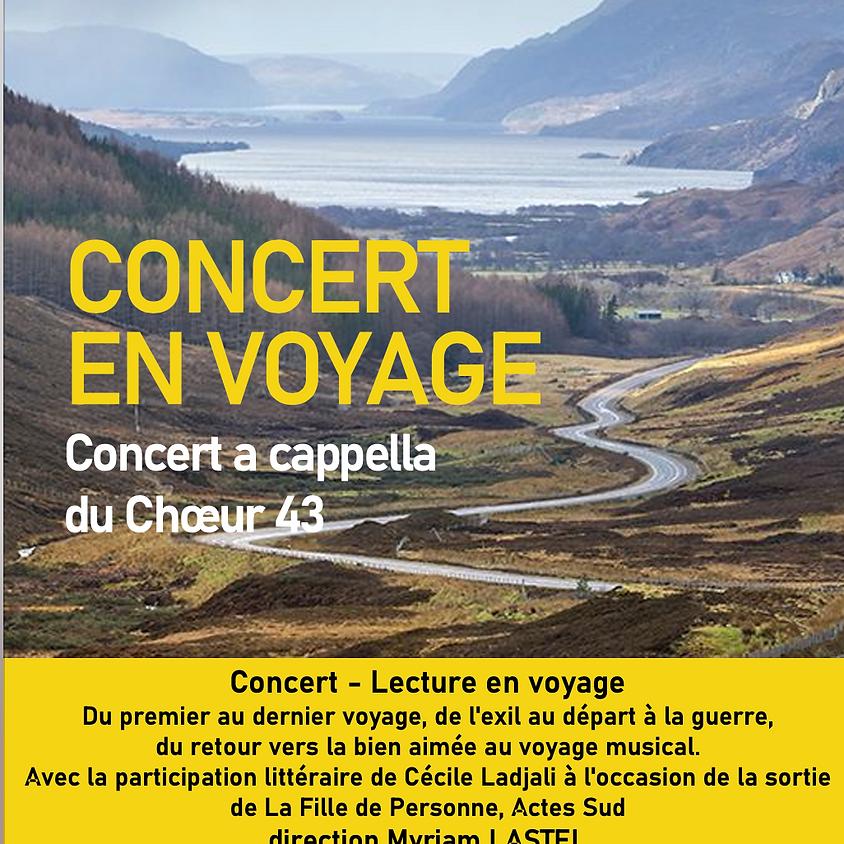 Concert en Voyage