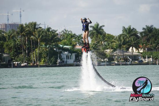 Experience An Exciting Water Adventure At Miami Beach