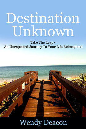 Paperback - Destination Unknown