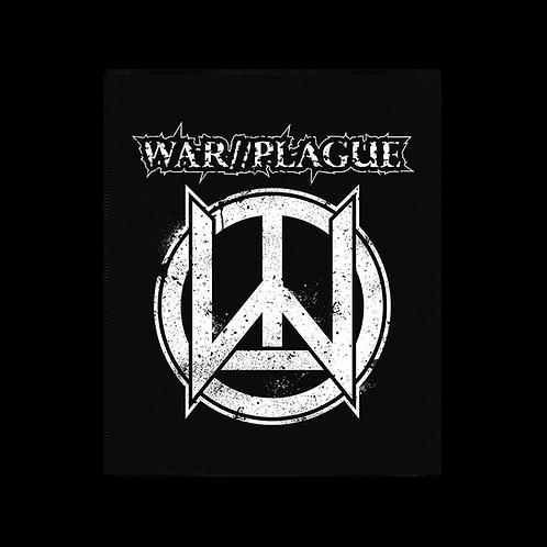 BackPatch WAR//PLAGUE Canvas