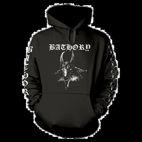 Hooded Sweatshirt BATHORY Goat