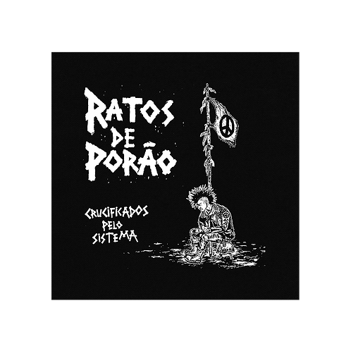 RATOS DE PORAO 'Crucificados pelo Sistema' PATCH