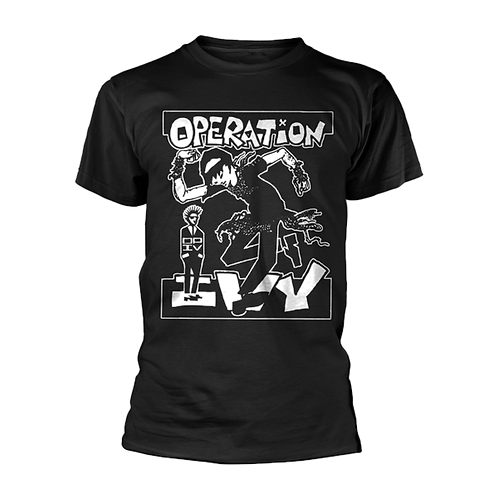 T-Shirt OPERATION IVY Skankin'
