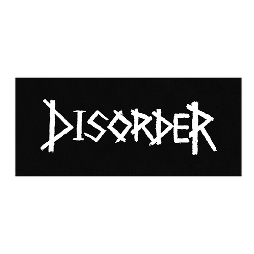 PATCH DISORDER 'logo'