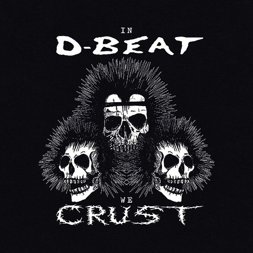 D-Beat/Crust PATCH