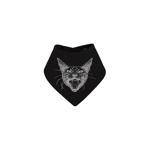 BIBS Bandana WICKED CAT