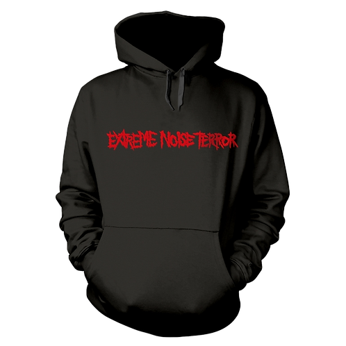 Hooded Sweatshirt EXTREME NOISE TERROR