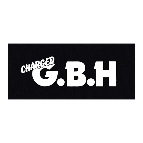 "G.B.H. ""Charged"" PATCH"